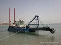 Dredger Boat