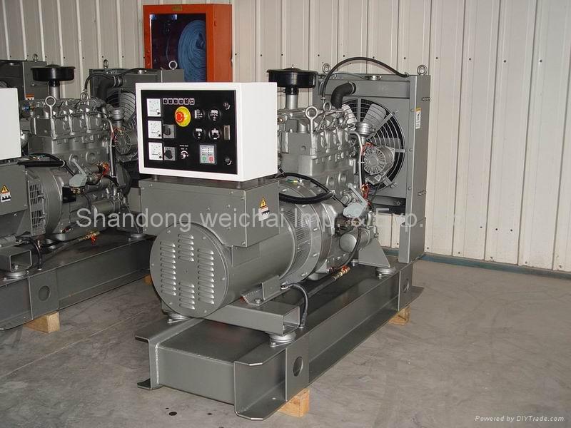 Deutz series generator sets 1