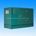 Soundproof generator sets