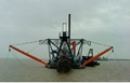 Cutter Head Suction Dredger