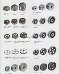 皮带轮 铸锻件