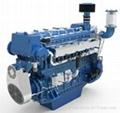 300~620Hp Marine engine