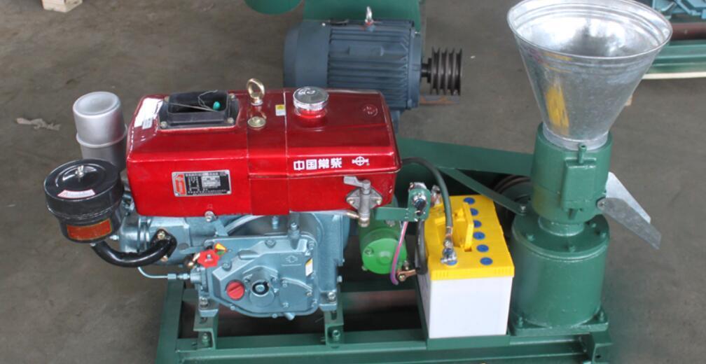 Household KL series Pellets Machine 2