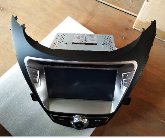 High Evaluation DVD Car Player WITH GPS 5