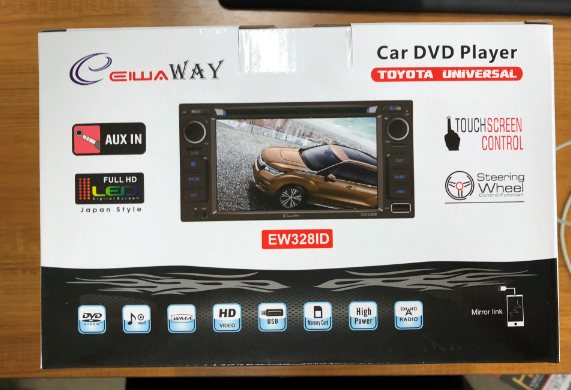 High Evaluation DVD Car Player WITH GPS 4