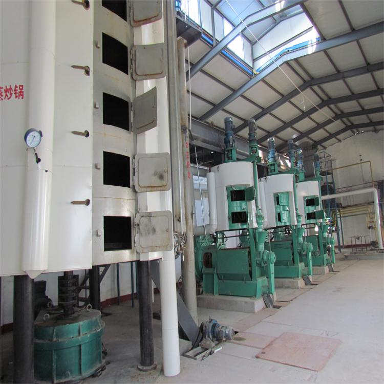 OIL PRESS WITH 70~80 TONS PER DAY CAPACITY 4