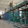 Oil Press with capacity 40~ 50 Tons per day