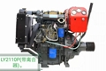 2 cylinder diesel engine for power drive