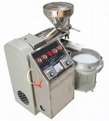Household oil press home use oil expeller  sesame seed house useoil press,