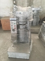 Hydralic oil press vertical Hydralic  expeller  useoil press, agricultural oil p