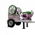 PE200*350 jaw crusher machine/crusher