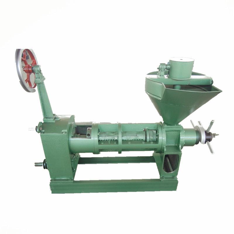 6YL-180 Single Oil press 3