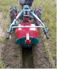 Trenching Machine Implements for  Walking Tractor