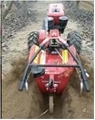 Strenthen Trenching Machine for  Walking Tractor 8hp, 9hp, 10hp, 12hp
