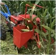 Corn Harvester for  Walking Tractor 8hp,