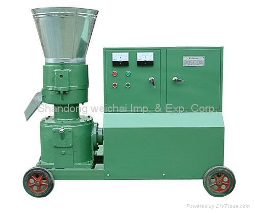 Pelleting Machine 1