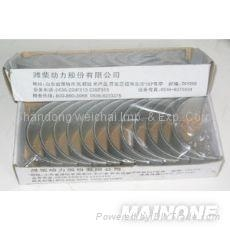 Spare parts for diesel engine