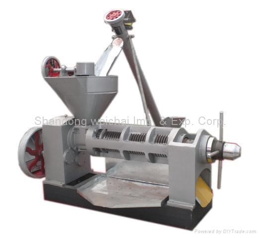 6YL-180 Single Oil press 1