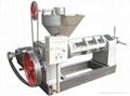 6YL-180 Single Oil press 2