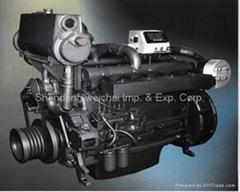 Formal Deutz Marine engine