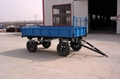 3.5 tons Rear Dump Farm Trailer