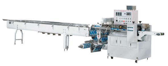 TNC 全自动下送膜枕式包装机 2