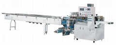 Bread sticks Inverter Wrapping Machine