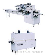 TNB 熱收縮挂麵包裝機