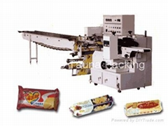 Multi Pics Inverter Wrapping Machine