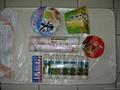产品包装样品
