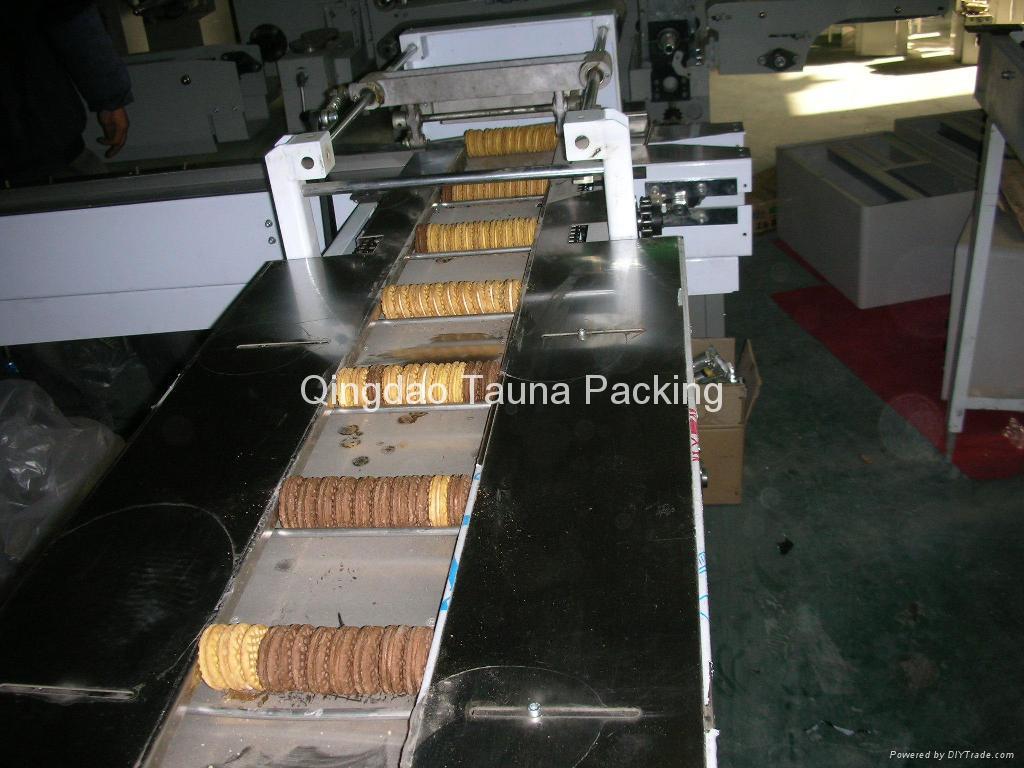 TNW 無托盒木碳片包裝機 3