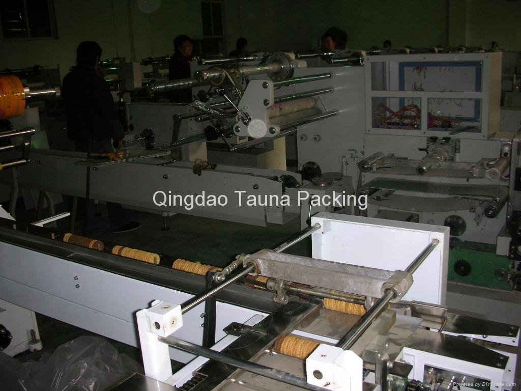 TNW 无托盒木碳片包装机 4