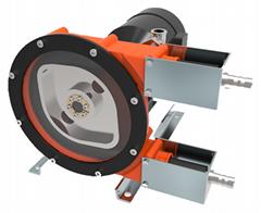 啤酒過濾SPX20工業軟管泵替代使用