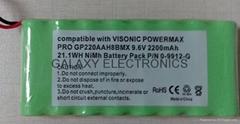 NI-MH RC Hobby Battery RC-NIMH-AA 2200 9.6V