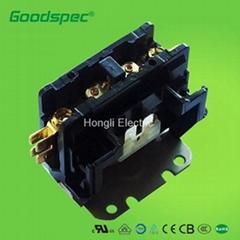 HLC-1P系列空調用交流接觸器
