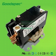 HLC-1NU04GG(1P/40A/208-240VAC) Definite Purpose Contactors