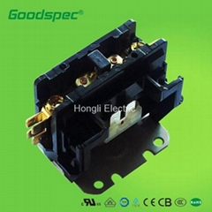 HLC-1NU00AAC(1P/20A/208-240VAC) Definite Purpose Contactors