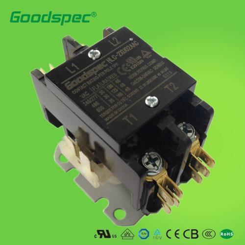 HLC-2XU02AAC空调用交流接触器 1