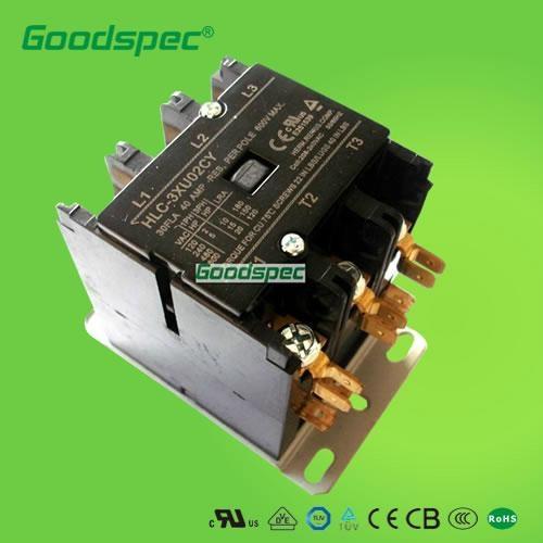 HLC-3XU02CY(3P/30A/240V)交流接触器 1