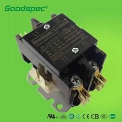 HLC-2XQ00AAC(2P/20A/24VAC) Definite Purpose Contactors
