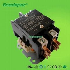 HLC-2XQ04GG(2P/40A/24VAC) Definite Purpose Contactors