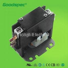 HLC-1PT04GG(1P/40A/120VAC) Definite Purpose Contactors