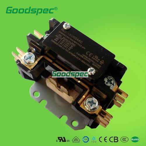 HLC-1XT01AAC(1.5P/25A/120VAC) Definite Purpose Contactors