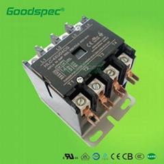 HLC-4XQ04CG(4P/40A/24V) Definite Purpose Contactor