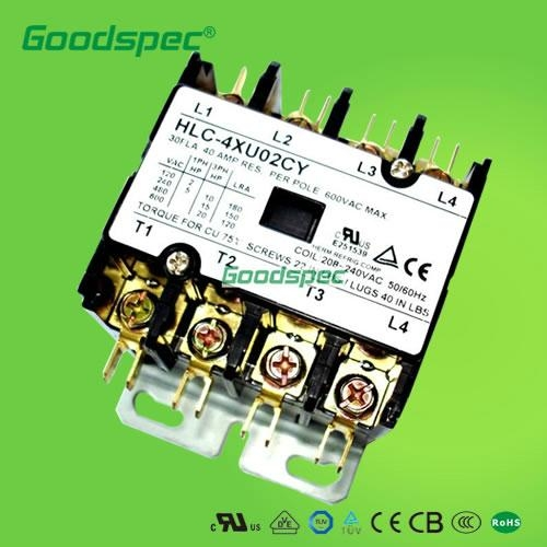 HLC-4XT00CY空调交流接触器