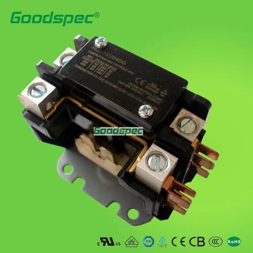 HLC-1XH04GG(1.5P/40A/380-480VAC) Definite Purpose Contactors