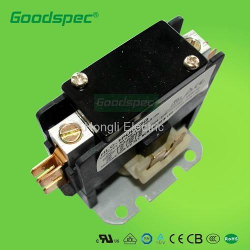 HLC-1PH04GG(1P/40A/380-480VAC)Definite Purpose Contactors
