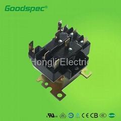 HLR-92AT1AA(DPNO/12A/120VAC) Switching Relay