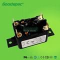 HLR9400-1CAQ1AC(SPDT/14A/24VAC) Fan Relay
