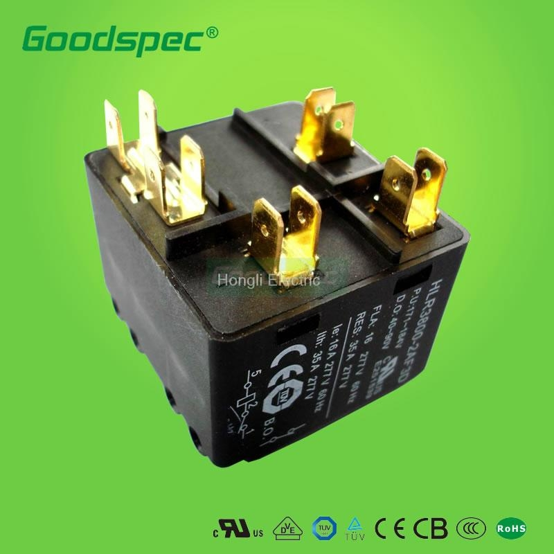供应HLR3800-8P3D空调启动继电器